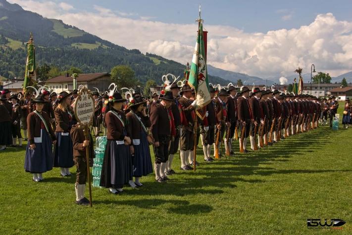 Bataillonsfest  St Johann in Tirol