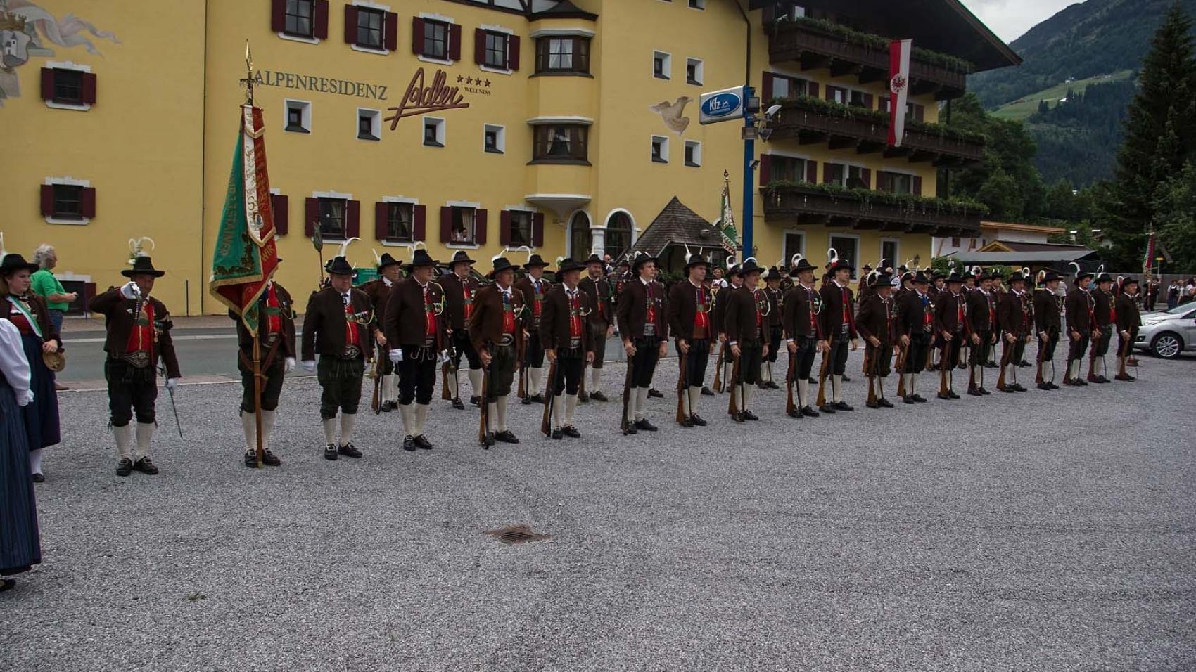 Bataillonsfest  Kirchberg