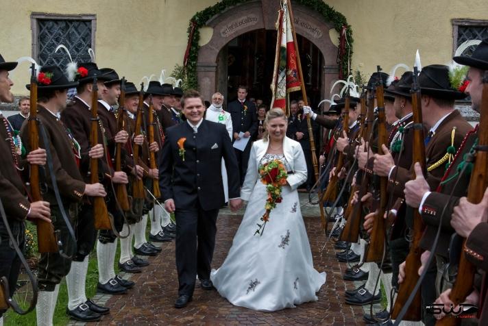 Hochzeit Melani Mülbacher und Georg