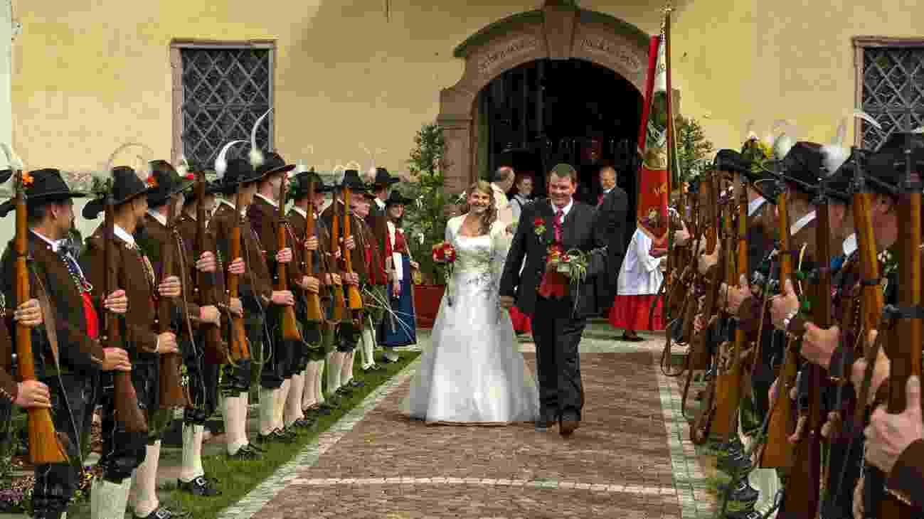 Hochzeit Preindl Andi u. Karina