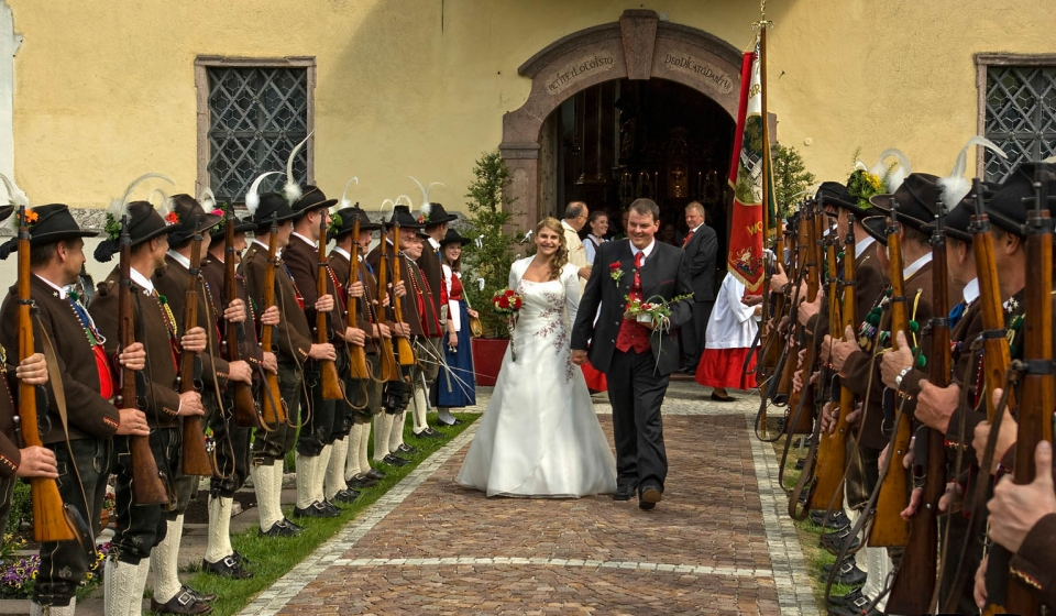 Hochzeit Andreas Preindl