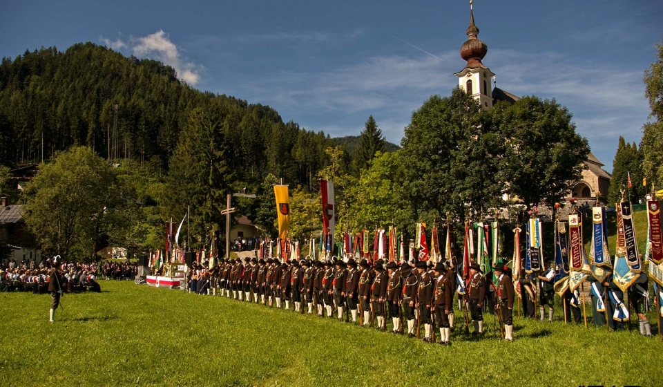 Veteranenfest zum 145-jährigen Jubiläum