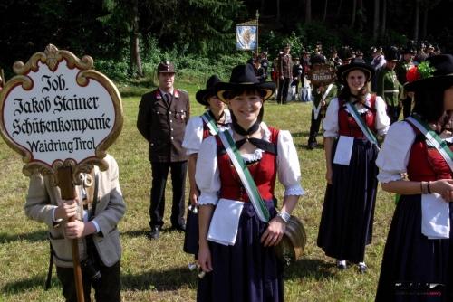 2008-06-15: Bataillonsfest Fieberbrunn