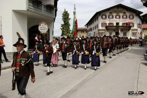 2008-05-25: Bataillonsfest Hopfgarten