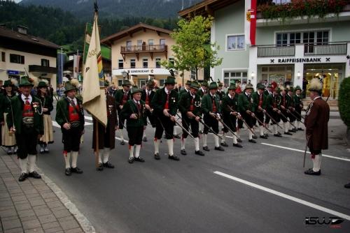 2008-09-20: Fahnenweihe Unken