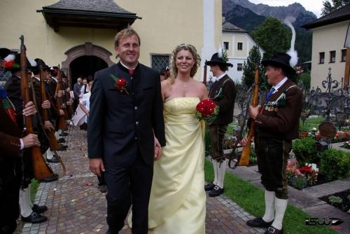 2009-07-25: Hochzeit Kals Reinhard