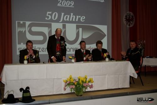2009-02-20: Jahreshauptversammlung