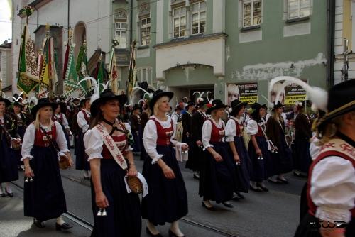 2009-09-20: Landesumzug Innsbruck