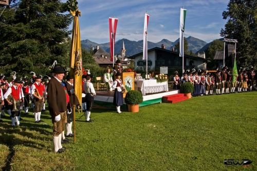 2011-09-03: Bataillonsfest Kitzbühel