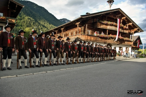 2011-07-22: Bezirksmusikfest Waidring - FR