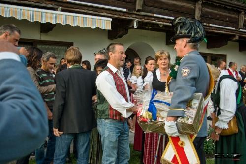 2011-06-12: Geburtstag Unterrainer Hans