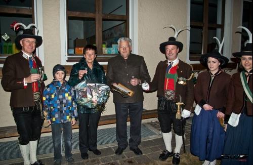2011-12-02: Geburtstag Steger Richard