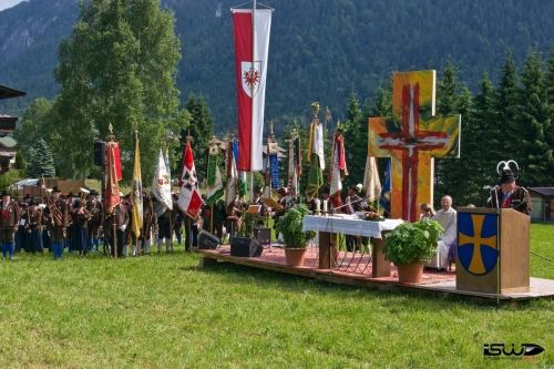 2012-06-17: Bataillonsfest St. Ulrich a. P. - SO