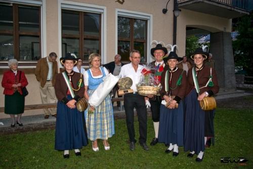 2012-06-22: Geburtstag 60er Schreder Hans