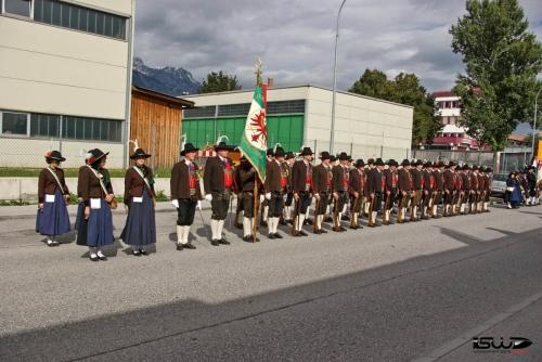2013-09-14: Bataillonsfest Reichenau
