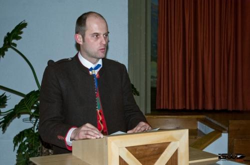 2013-01-25: Jahreshauptversammlung