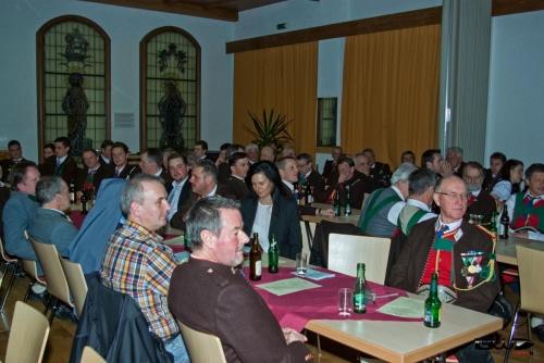 2014-01-31: Jahreshauptversammlung