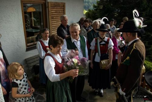 2014-05-18: Geburtstag 80er Zelger Anton