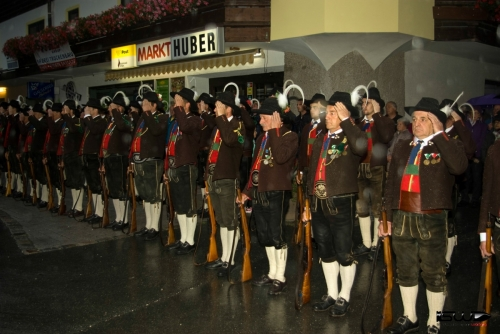 Veteranenfest Zapfenstreich 2016-17