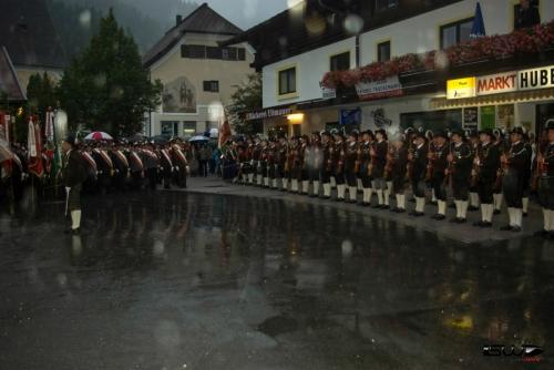 2016-08-12: Veteranenfest Zapfenstreich