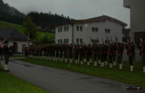 Veteranenfest Zapfenstreich 2016-06